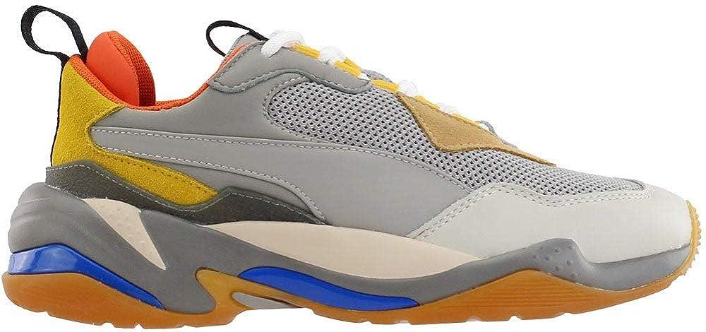 PUMA Boys Thunder Fees free!! Spectra Popular brand Grey Sneakers Junior Casual