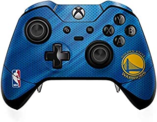 Skinit Decal Gaming Skin for Xbox One Elite Controller - Officially Licensed NBA Golden State Warriors Jersey Design