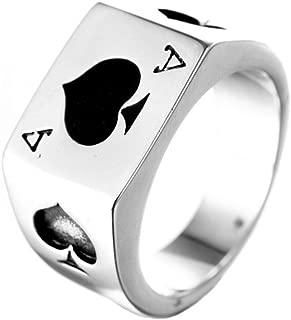 /Chemise en acier inoxydable mariage Ours boutons de manchette Poker Cufflinks/ /Bijoux V/êtements Business weihnachtsgeschen 1/Paire de mode milopon boutons de manchette Cufflinks/