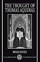 The Thought of Thomas Aquinas - Brian Davies Book Cover