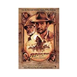 Indiana Jones And The Last Crusade Harrison Ford Movie Film