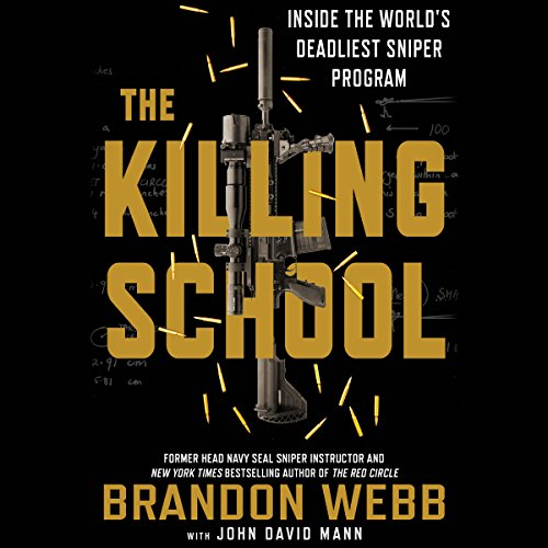 The Killing School audiobook cover art