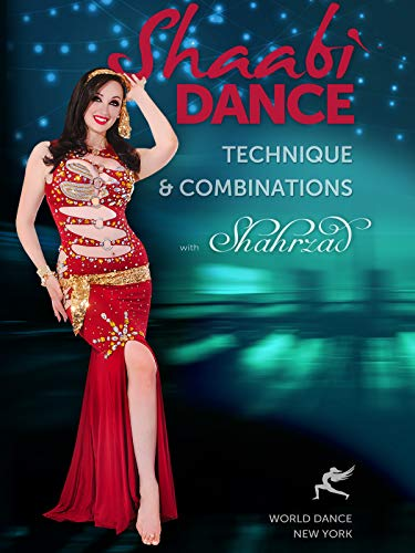 Shaabi Dance Technique Combinations For Belly Dance