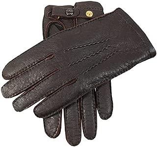 [デンツ] dents ペッカリー 手袋 メンズ レザー グローブ 革 防寒 15-1564 BARK 8(80) [並行輸入品]