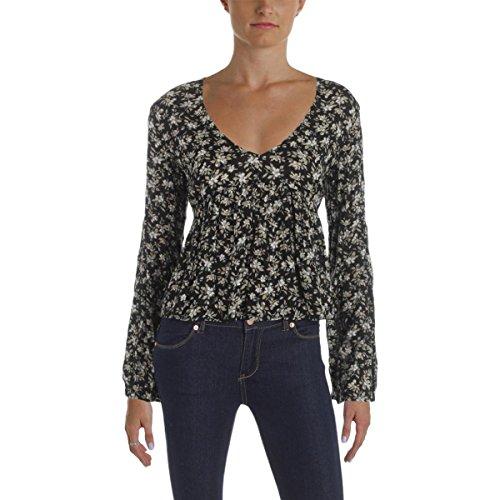 Denim & Supply Damen Glockenshirt Ralph Lauren Floral Print -  mehrfarbig -  X-Klein