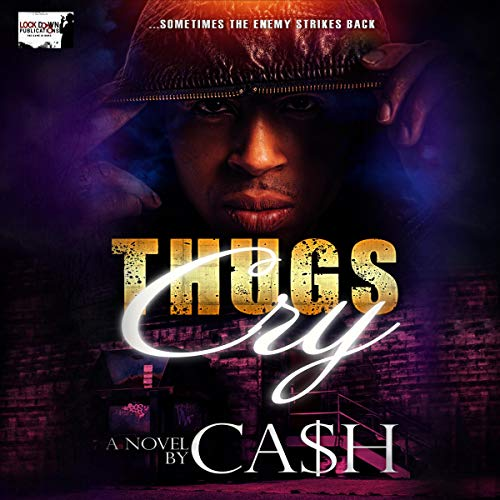 Thugs Cry audiobook cover art