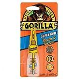 Gorilla 強力瞬間接着剤 ブラシ&ノズル 24  - Pack 7500101-24 24