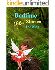 Bedtime Stories For Kids: 167+ Fairy Tales, Adventure, Unicorn, Dragon, Dinosaurs, Relaxing Sleep Tales & Children Story Collections, ages 4-12 (Book 38) (English Edition)