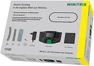 Minitrix 11100 startsats för modellbana