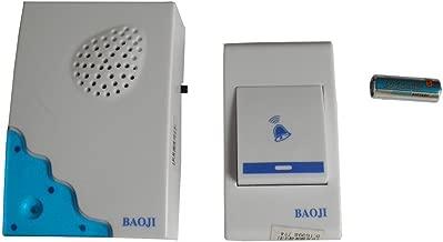 Evaluemart® Wireless Remote Control Door Calling Bell (Multicolor)