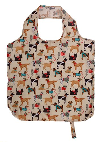Ulster Weavers Bolsa plegable de tela para perro de sabueso de 13,4 x 11,4 x 35,5 cm, multicolor