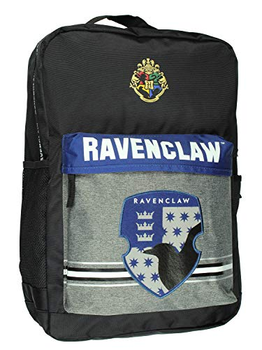 Harry Potter Ravenclaw Backpack School Book Bag With Laptop Sleeve