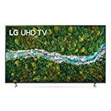 "LG 70UP77006LB Smart TV LED 4K Ultra HD 70"" 2021 con Processore Quad Core 4K, Wi-Fi, webOS 6.0, FILMMAKER MODE, Game Optimizer, Google Assistant e Alexa Integrati, Telecomando Puntatore"
