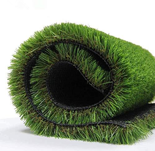Artificial Grass Turf Area Rug - Grass Height:...