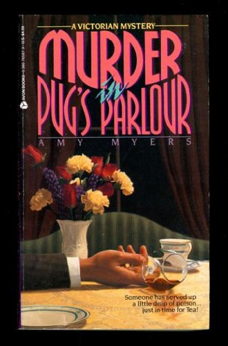 Murder in Pug's Parlour - Book #1 of the Auguste Didier