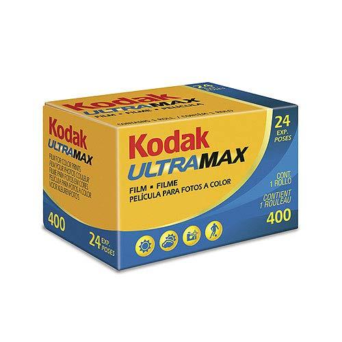 Kodak カラーネガフィルム 35mm ULTRAMAX400 24枚撮