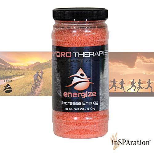 inSPAration 7492 HTX Energize Therapies Kristalle für Spa und Whirlpools, 483 ml