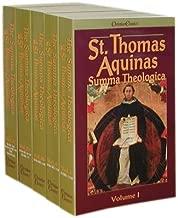 St. Thomas Aquinas Summa Theologica (5 volume set)
