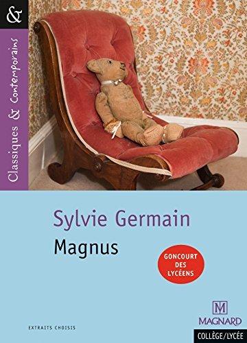 Magnus de Sylvie Germain (26 juin 2015) Poche