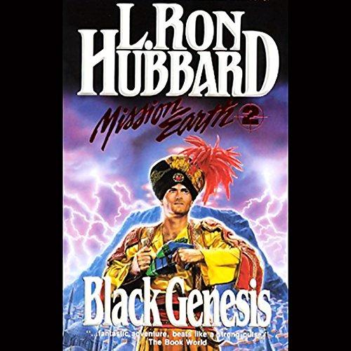 Black Genesis audiobook cover art