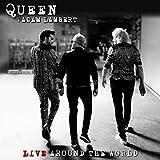 Queen & Adam Lambert: Live Around the World (CD+Bluray) (Audio CD (Live))