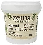 Zeina 100% Almond Nut Butter, 1 kg