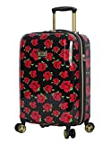 Best Suitcases - Betsey Johnson Designer 20 Inch Carry On Review