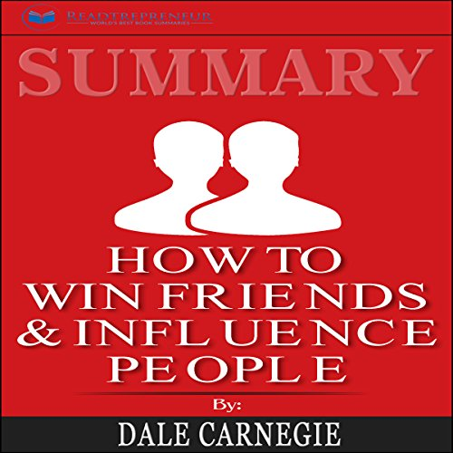 Summary: How to Win Friends and Influence People audiobook cover art