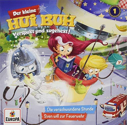 Der kleine Hui Buh (CD) Verspukt und zugehext! (Bd. 1): Die verschwundene Stunde / Sven will zur Feuerwehr