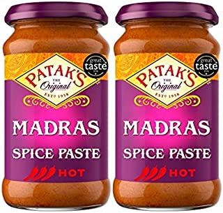 Patak's Madras Paste 283 gms (Pack of 2)
