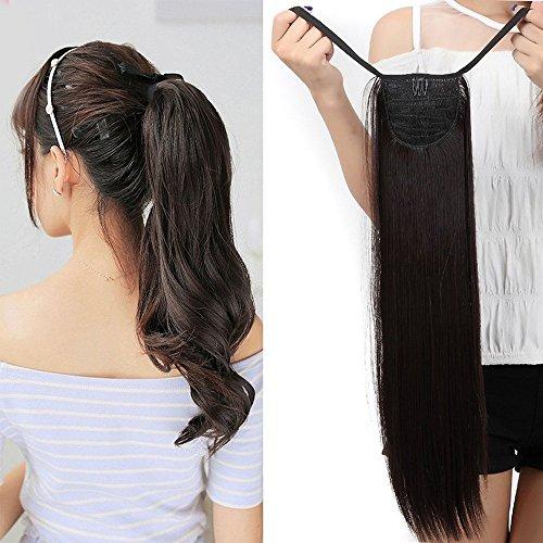 haz tu compra pelucas de pelo natural pero largo en línea