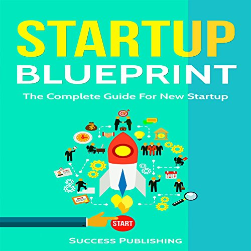 Startup Blueprint Audiobook By Success Publishing cover art