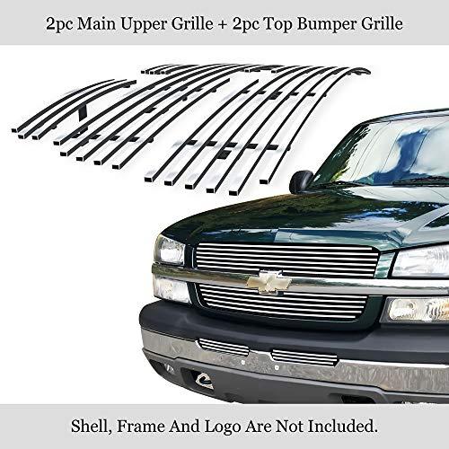 05 silverado billet grille - 9