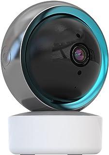 Homyl 1080P HD WiFi Home Security Camera Two-Way Audio, Smart Wireless Baby Monitor, Night Vision, App Surveillance Indoor...