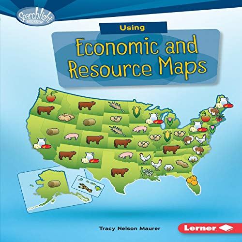 Using Economic and Resource Maps cover art