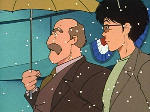 常夏の地に雪が降る