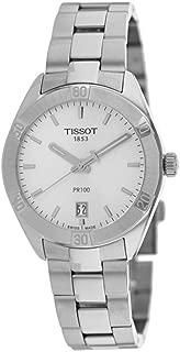 Tissot Women's PR 100 Sport Chic - T1019101103100 Silver One Size