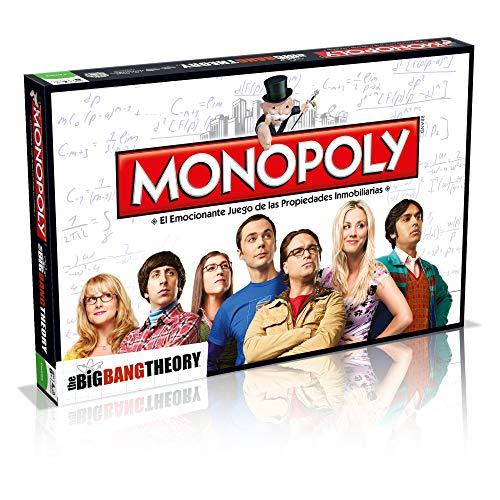 Winning Moves Monopoly The Big Bang Theory (Edición en Castellano)