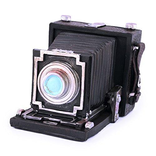 pajoma Spardose Fotoapparat Kamera aus Polyresin