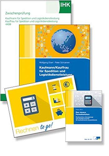 Kaufmann/Kauffrau für Spedition und Logistikdienstleistung: All Inclusive Paket Zwischenprüfung