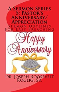 black sermons for pastors anniversary