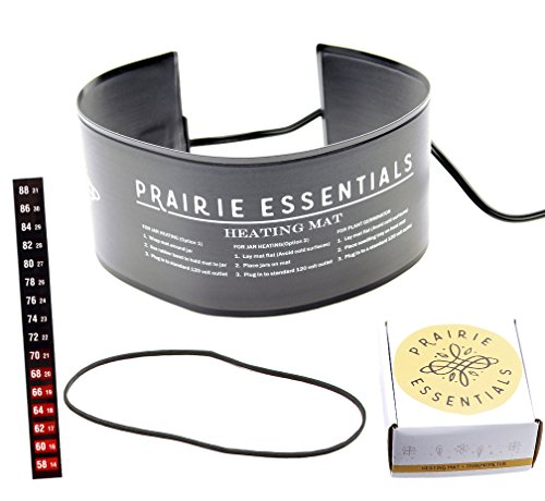 Prairie Essentials Thermometer for Fermentation and Germination