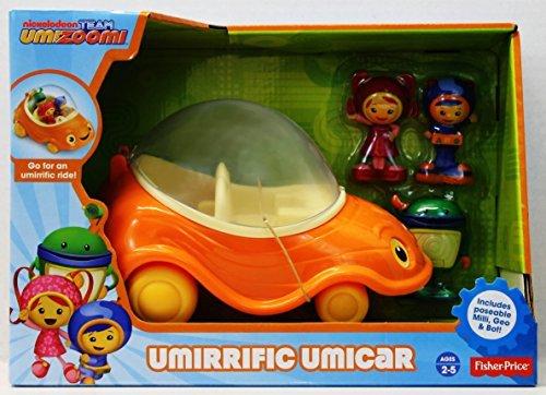 Fisher-Price Team Umizoomi Umirrific Umi Car
