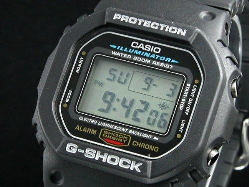 カシオ CASIO Gショック G-SHOCK スピードモデル 腕時計 DW5600E-1V [逆輸入品]