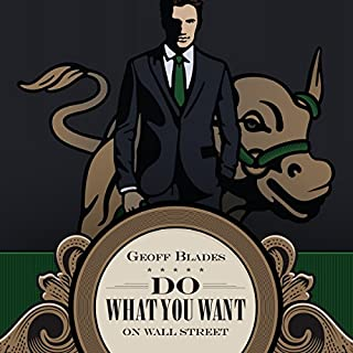 Do What You Want on Wall Street audiobook cover art