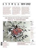 Un álbum de nuestras letras. Ínsula, 75 aniversario (Ínsula nº 889-890): (Enero-febrero de 2021)...