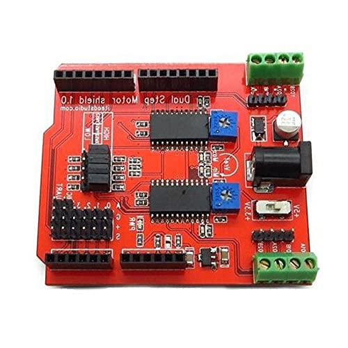 Ticfox A3967 Módulo de placa de expansión de accionamiento de motor paso a paso bidireccional Componentes electrónicos