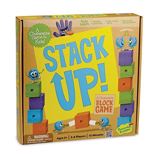 Peaceable Kingdom Stack Up! Award...