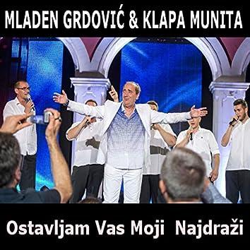 Ostavljam Vas Moji Najdraži - Pobjednička Pjesma 56. Splitskog Festivala 2016.
