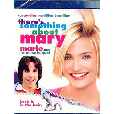 theres something about mary blu ray